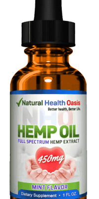 NHO Full Spectrum Hemp Oil Extracts