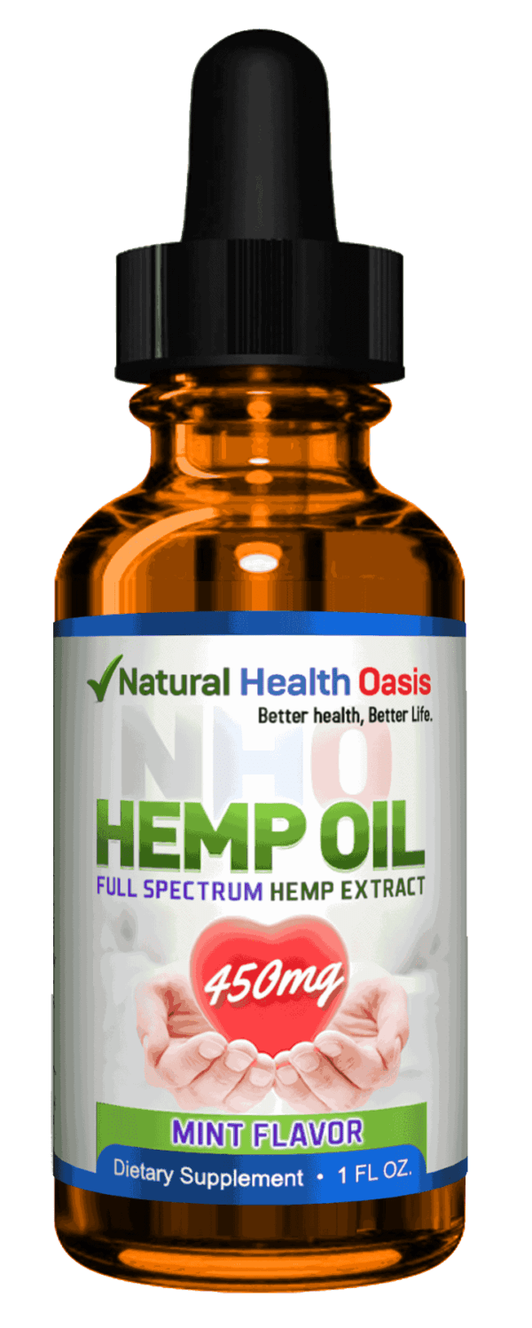NHO Full Spectrum Hemp Oil Extracts