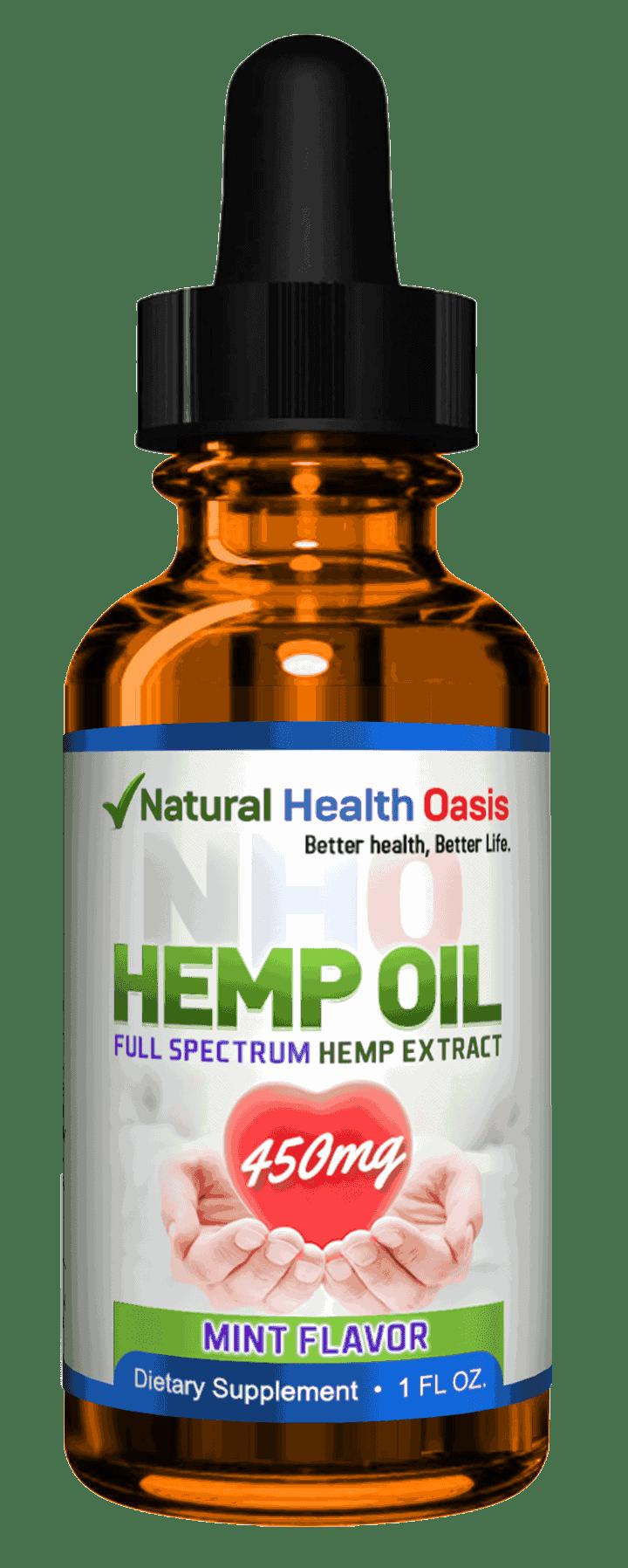 Nho Hemp Oil Full Spectrum Hemp Oil Extract Natural