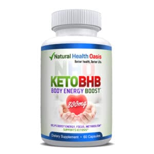 NHO Keto BHB ketosis supplement font bhb WOC