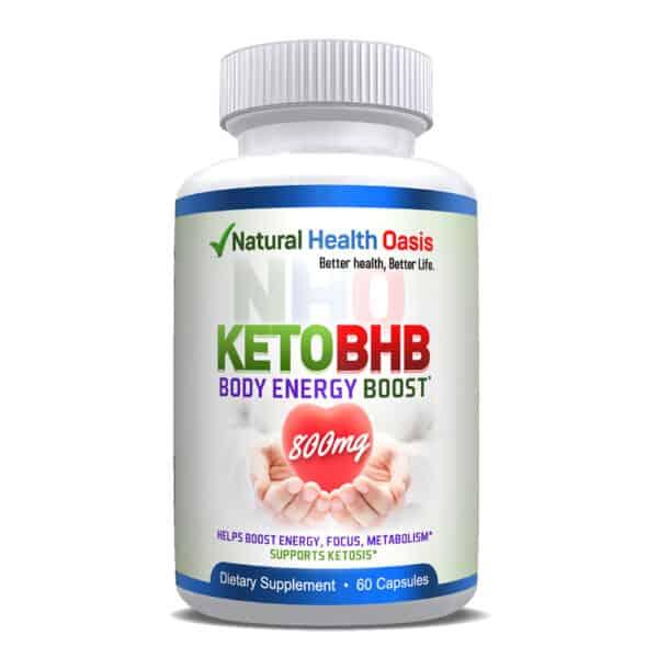 NHO Keto BHB ketosis supplement font bhb WOC