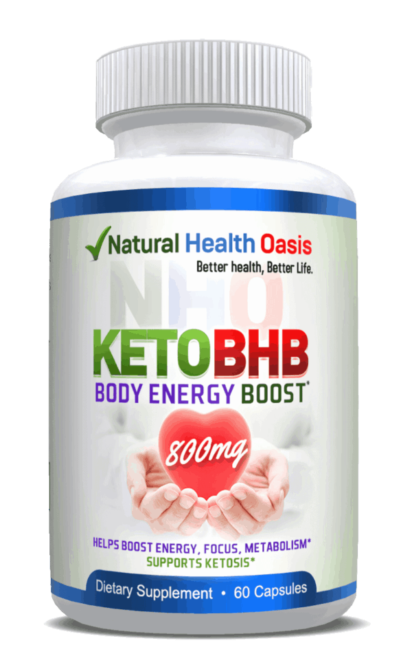 NHO Keto BHB | Ketosis Supplement for Keto Diet font